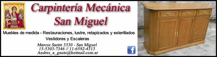 Bella Vista, Jose C Paz y Malvinas Argentinas  Muebles de cocina, de